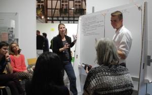 Workshop mit Diana und Thorben
