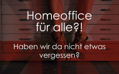 Recht auf Homeoffice in der Produktion?