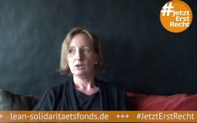 Aufruf von Daniela Röcker zum #LeanSolidaritätsFonds
