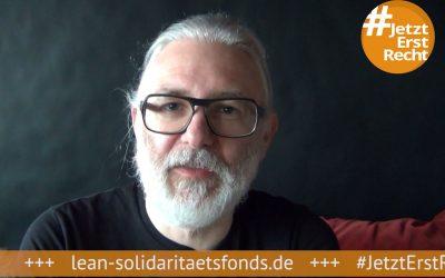 Aufruf von Stefan Röcker zum #LeanSolidaritätsFonds