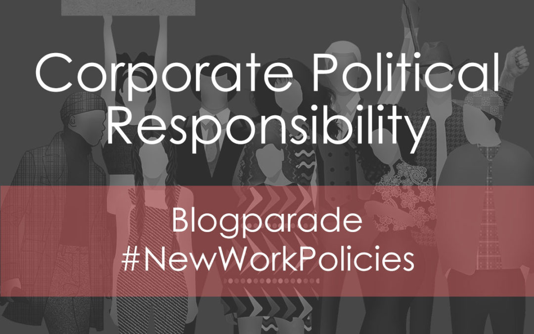 Corporate Political Responsibility